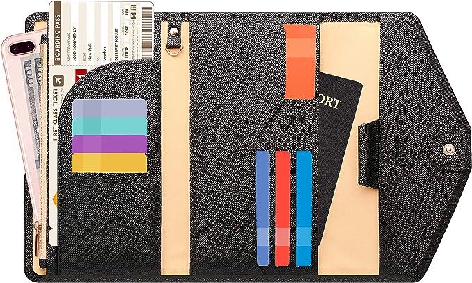 All in one Passport wallet