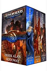 Gryphon Riders Trilogy Boxed Set: (Windsworn, Windswept, & Windbreak) Kindle Edition