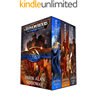 Gryphon Riders Trilogy Boxed Set: (Windsworn, Windswept, & Windbreak)