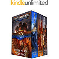 Gryphon Riders Trilogy Boxed Set: (Windsworn, Windswept, & Windbreak)