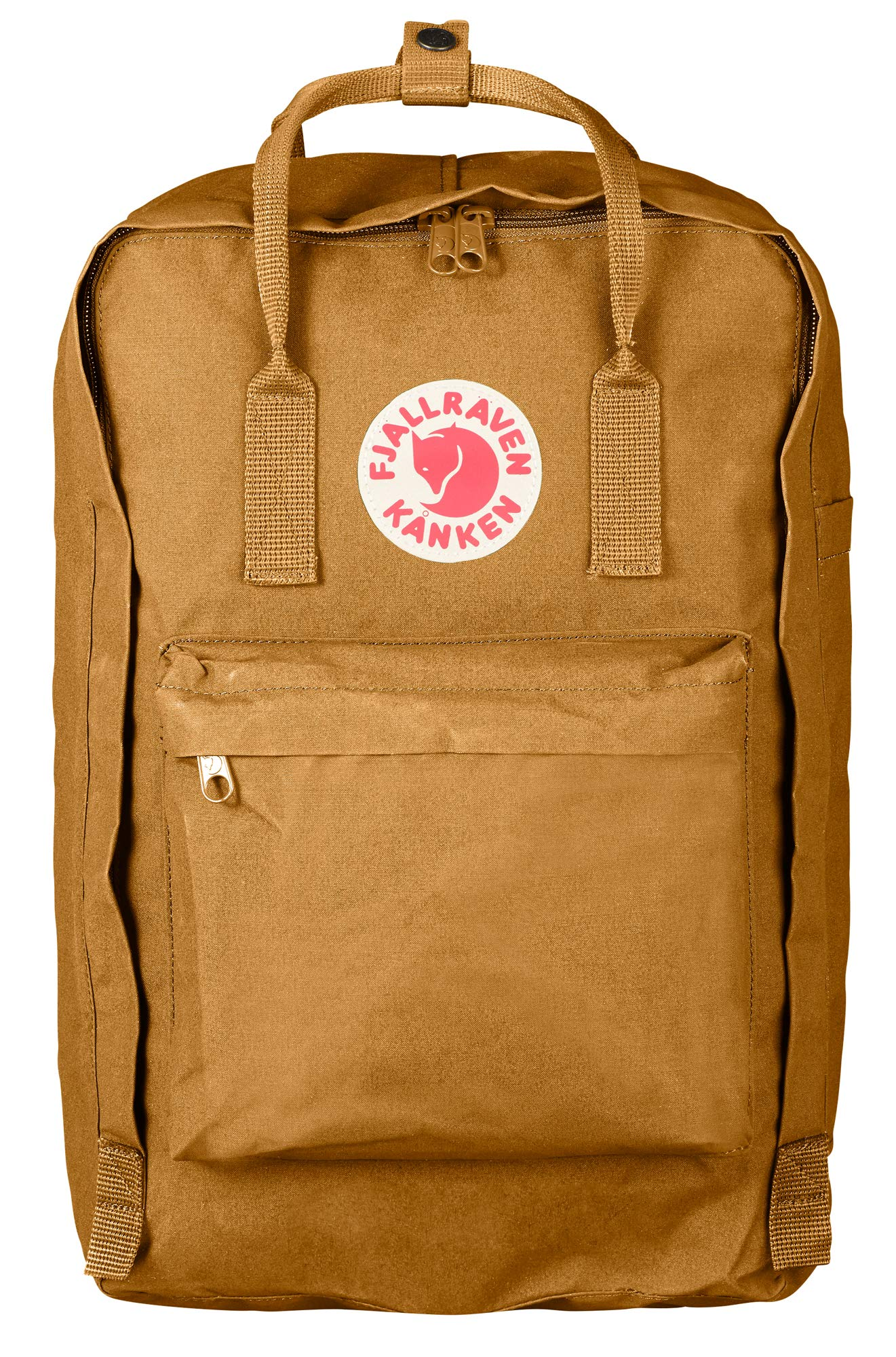 Fjallraven - Kanken Laptop 17'' Backpack for Everyday, Acorn