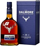 The Dalmore 18 Year Old Single Malt Whisky, 70 cl
