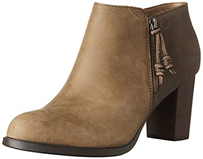 Women's Dasher Lille Ankle Boot Brown 7.5 Medium US