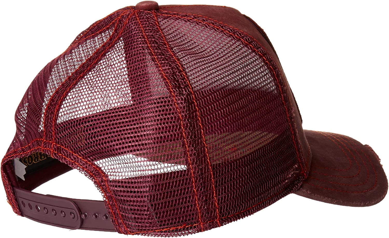 MERCURY GOORIN BROSS BASEBALL CAP THE POINTER MARRON - U: Amazon ...