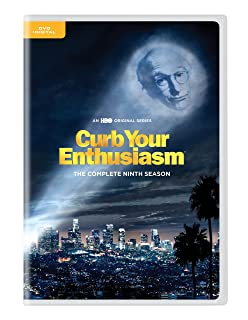 Book Cover: Curb Your Enthusiasm: S9 SD