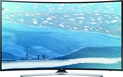 Samsung UE49KU6179UXZG Televisor (Ultra HD, sintonizador Triple, Smart TV), Color Negro: Amazon.es: Electrónica