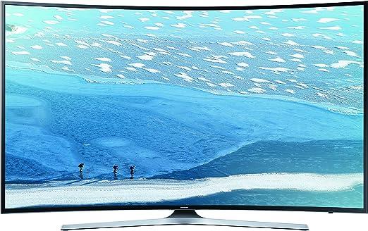 Samsung UE49KU6179UXZG Televisor (Ultra HD, sintonizador Triple ...