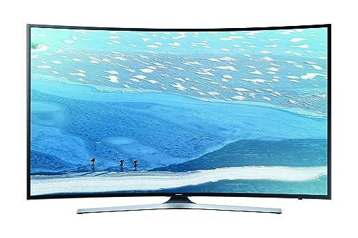 Samsung KU6179 163 cm (65 Zoll) Curved Fernseher (Ultra HD, Triple Tuner, Smart TV) [Energieklasse A]