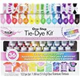 "I Love To Create"" Tulip One-Step 18-Colour Tie Dye Kit, Multi, 38.1 x 36.19 x 5.33 cm"
