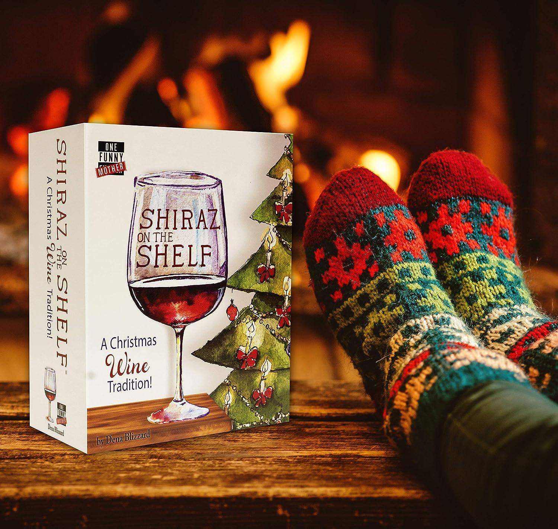 Christmas Wine.Shiraz On The Shelf A New Christmas Wine Tradition