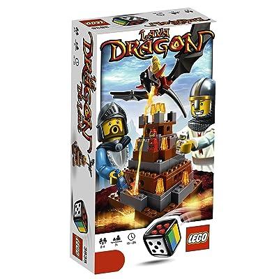 LEGO Lava Dragon Game (3838): Toys & Games
