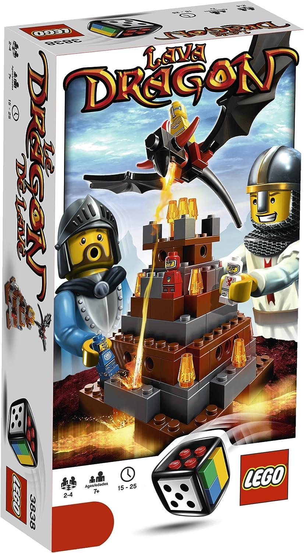 LEGO Lava Dragon - Juego de Tablero (Multi): Amazon.es: Juguetes y juegos
