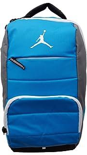 3f9b06bd5afc Amazon.com  Nike Jordan Jumpman Airborne White Laptop Backpack ...