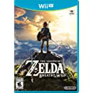 The Legend of Zelda: Breath of the Wild - Wii U...
