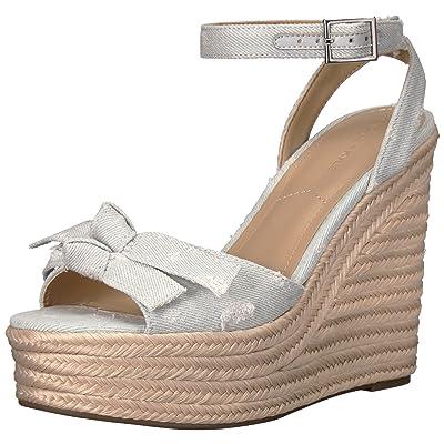 KENDALL + KYLIE Women's Gwenn Espadrille Wedge Sandal: Shoes