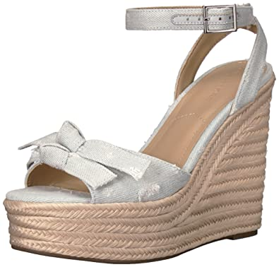 229223966134 Amazon.com  KENDALL + KYLIE Women s Gwenn Espadrille Wedge Sandal  Shoes