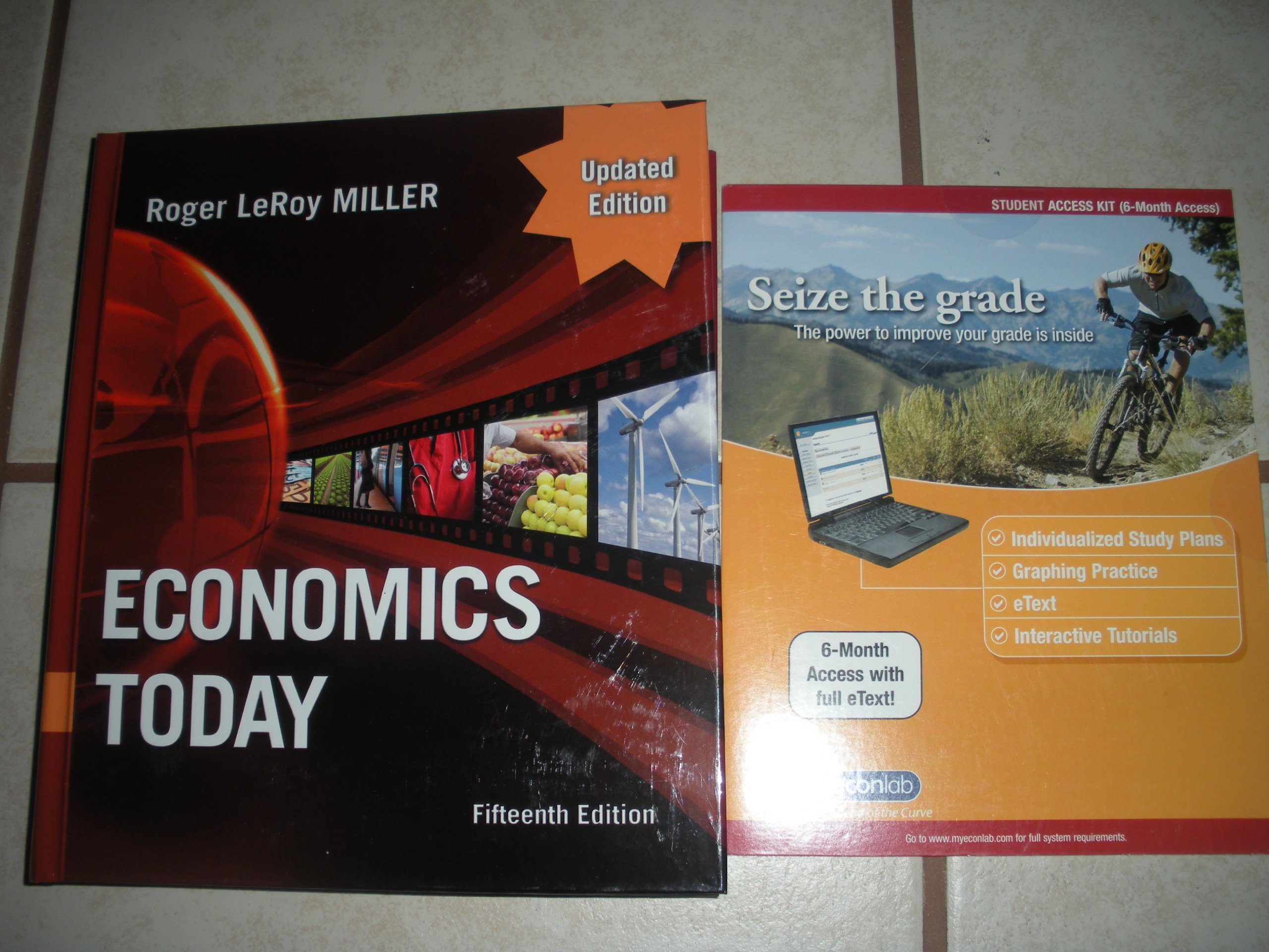 Download Economics Today 15th Edition with Update 2010 with 1 Semester Myeconlab pdf