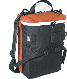 product image for Tough Traveler T-Com Laptop/Netbook Backpack - Made in USA (Orange/Black)