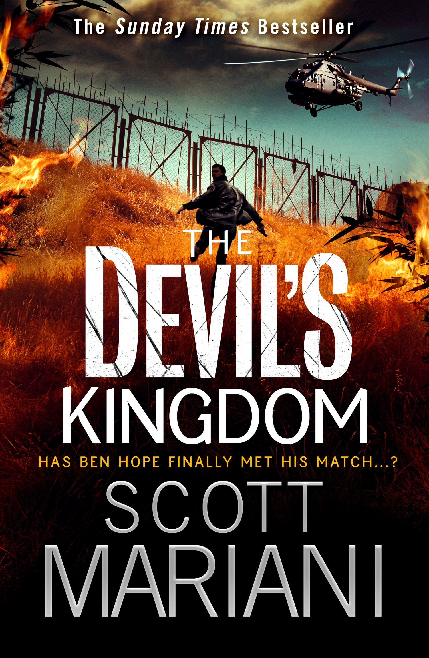 The Devil's Kingdom: Part 2 Of The Best Action Adventure Thriller You'll  Read This Year! (ben Hope, Book 14): Amazon: Scott Mariani:  9780007486212: