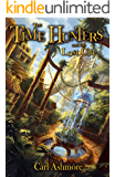 The Time Hunters and the Lost City (The Time Hunters Saga Book 5) (English Edition)