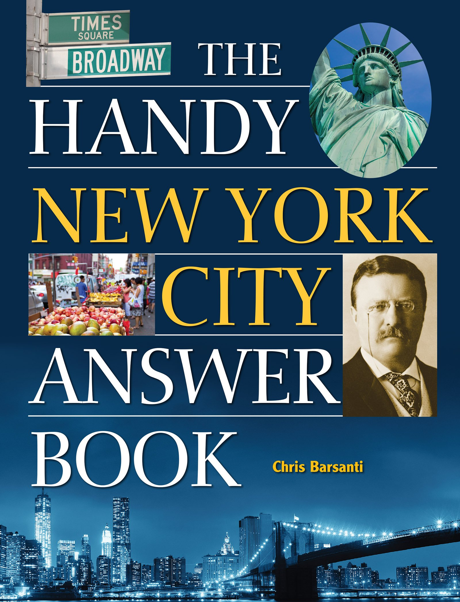 The Handy New York City Answer Book (The Handy Answer Book Series) pdf epub