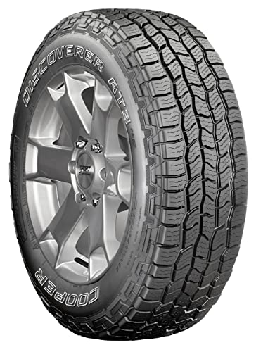 Cooper Discoverer A/T3 4S All- Terrain Radial Tire – Tough and Durable
