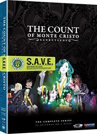 The Count of Monte Cristo Gankutsuou The Complete Series Amazon