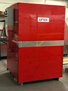 4'x4'x6' Electric Powder Coating Oven