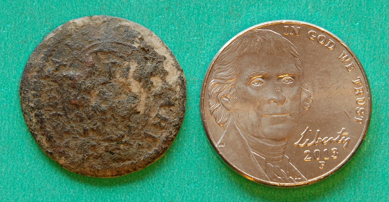 Amazon.com: Naufragio Español COB Moneda de cobre cubiertos ...