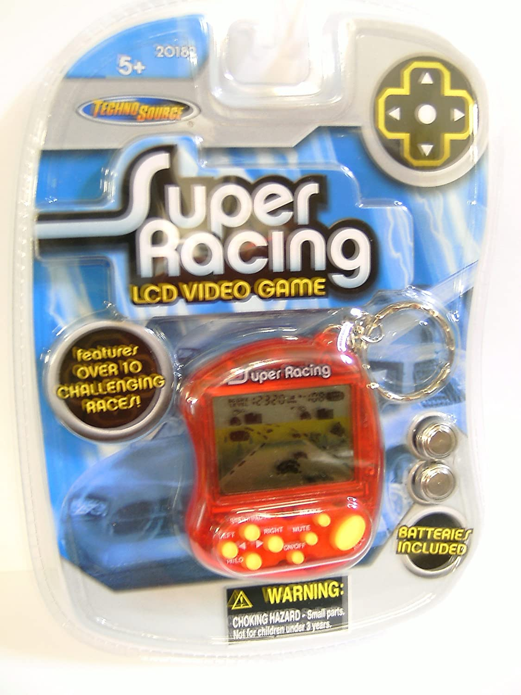 Amazon.com  Super Racing Car Keychain Games 87b90b64cad0