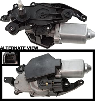 apdty 140101 Motor para limpiaparabrisas para Ford Escape Mercury Mariner trasera 2008 – 2012 Mazda Tribute
