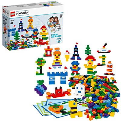 Creative LEGO Brick Set by LEGO Education: Toys & Games