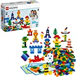 Creative Lego Brick Set 45020 Fine Motor Skill Developmental Toy for Girls and Boys Ages 4 and up (1,000 Pieces)