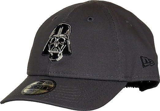 Casquette Bébé 9FORTY Star Wars Essential Dark Vador anthracite NEW ERA -  Nourisson - Ajustable 96deaee5a20