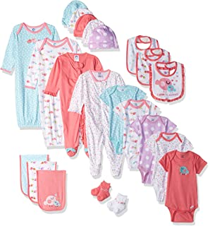 26 Items Excellent Condition Large Assortment Imported From Abroad 0-3 Months Baby Girls Clothes Bundle