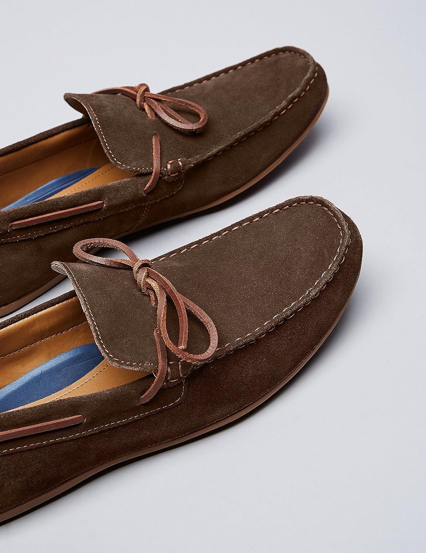 45 EU Mens Arland Driver Loafer Shoes Brown 10.5//11 UK find Brown