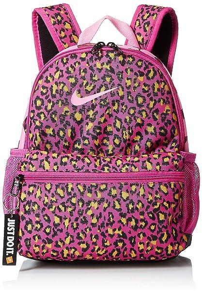 fcadfe1334a79 Amazon.com  Nike Brasilia Just Do It Mini Backpack - All Over Print ...