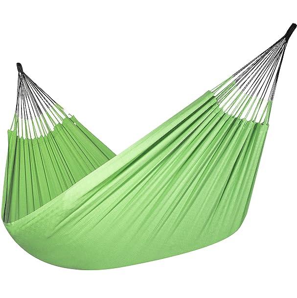 amazon     jumbo colombian hammock   double 63 x 95 inches   natural cotton cloth  powder blue    garden  u0026 outdoor amazon     jumbo colombian hammock   double 63 x 95 inches      rh   amazon