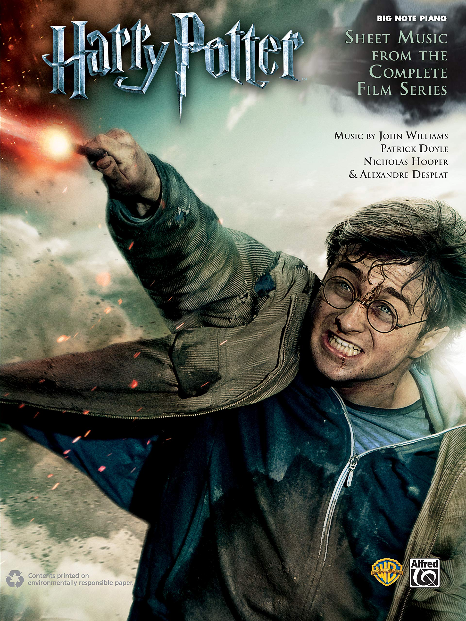 Harry Potter and the Philosopher's Stone - Selected Themes from the Motion Picture: Piano Solo