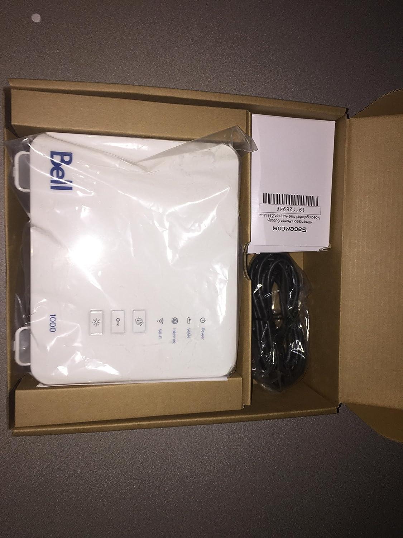 Bell Home Hub 1000 modem Sagemcom F@st 4350 BC