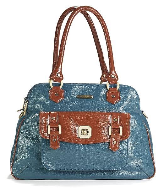 Timi and Leslie Sophia Changing Bag (Aqua/ Rust) B00AQ093HU