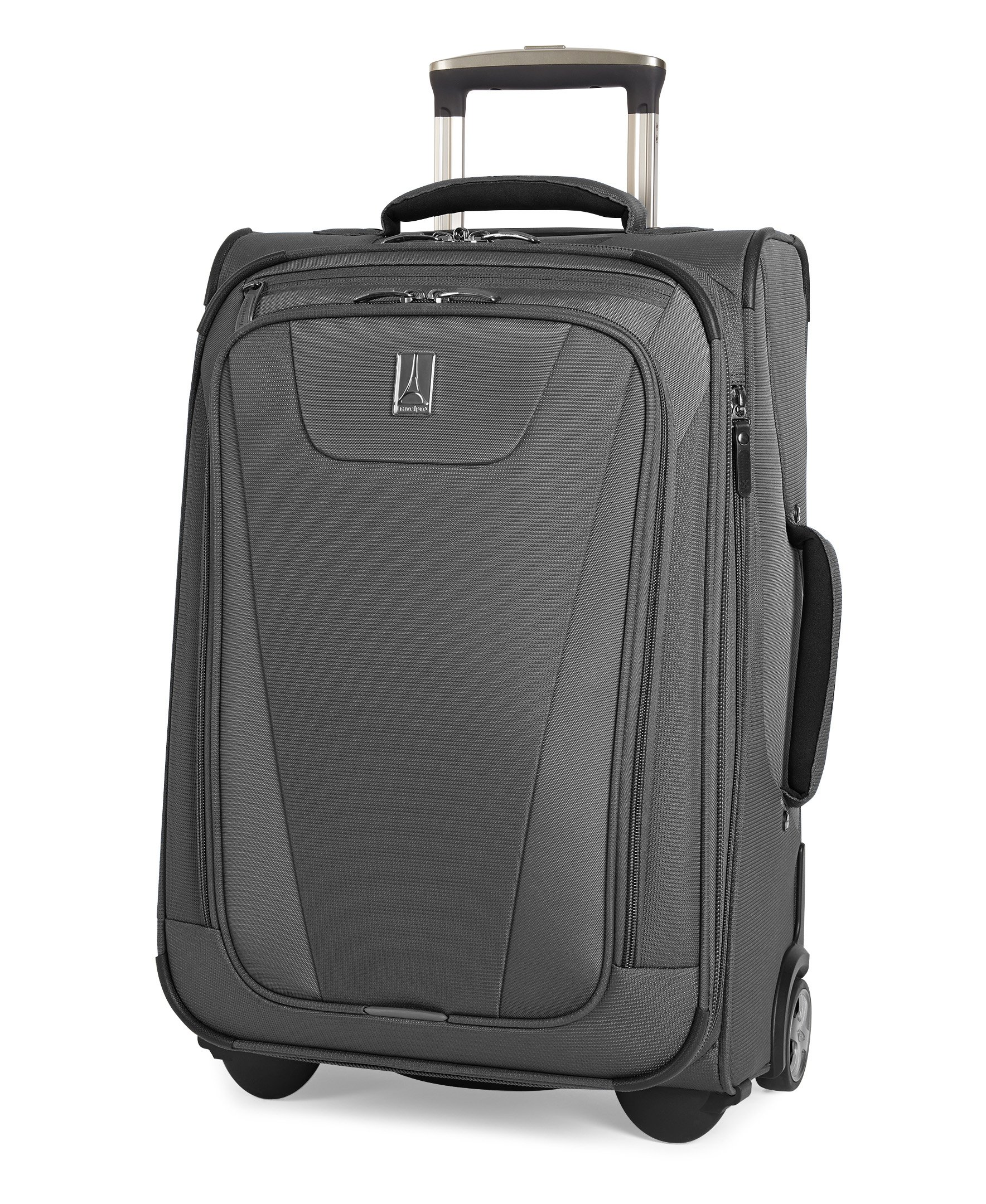 Travelpro Maxlite 4 22'' Expandable Rollaboard Suitcase, Grey by Travelpro