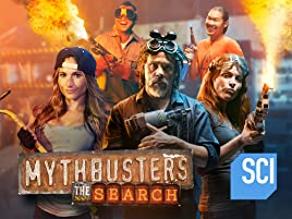 Amazon com: Watch Mythbusters: The Search | Prime Video