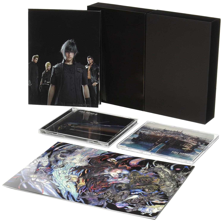 FINAL FANTASY XV Original Soundtrack【映像付サントラ/Blu-ray Disc初回生産限定特装盤】                                                                                                                                                                                                                                                    <span class=