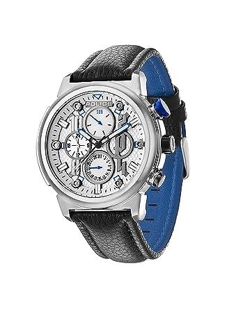 Police 14250xs04 Ikztoxup Bracelet Quartz Analogique Homme Montre 4A5RLq3j