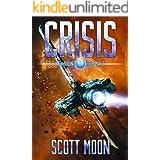 Crisis: A Military Scifi Epic (Blue Sun Armada, Book 2)