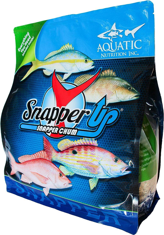 Fishing Chum Snapper Up Fish Chum Aquatic Nutrition 7 lb