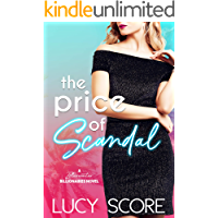 The Price of Scandal: A Bluewater Billionaires Romantic Comedy (English Edition)