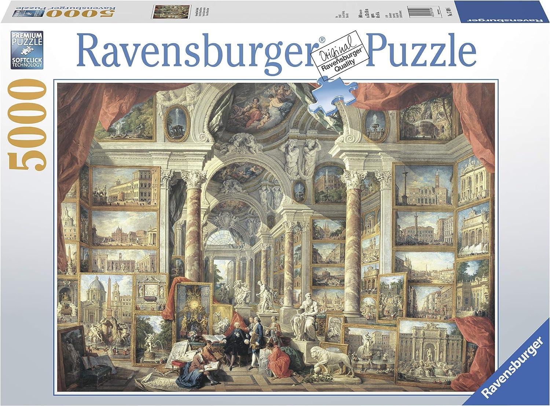 Ravensburger - Vistas de Roma, Puzzle 5000 Piezas (17409 6): Amazon.es: Juguetes y juegos