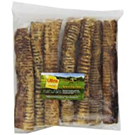 Rush Direct Ultra Chewy Naturals Dog Treats, Beef Trachea, 7 Count